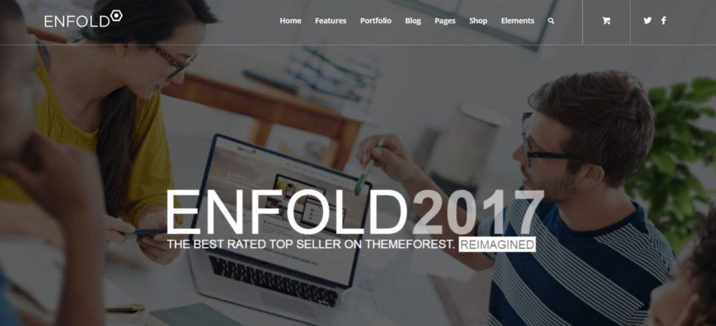 Enfold premium price theme