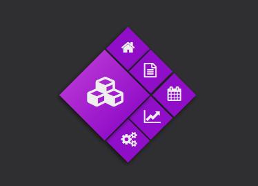purple live menu bar