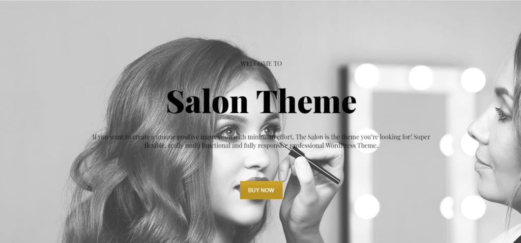 salon theme  for fashion maker