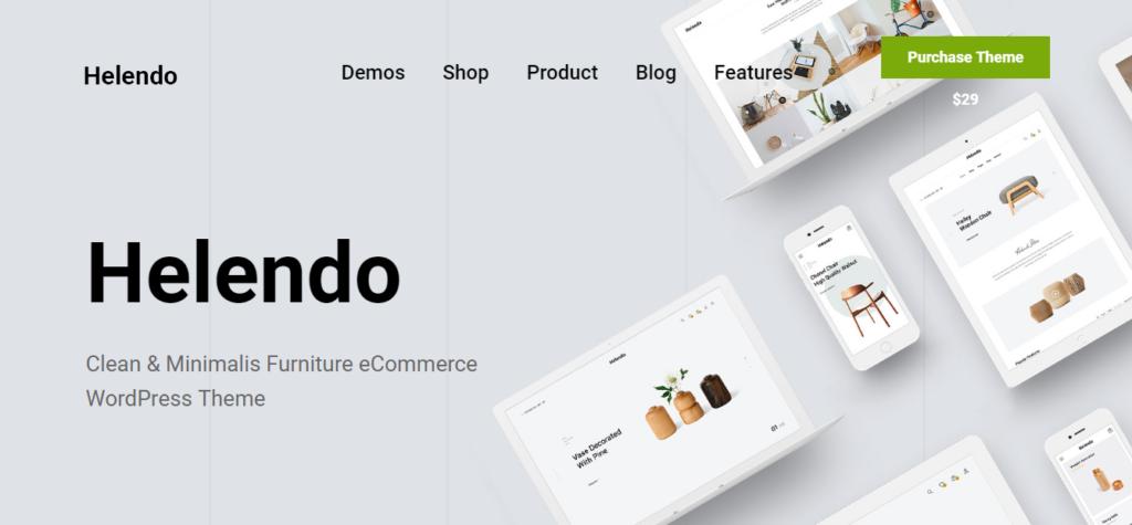 Nice simple blog