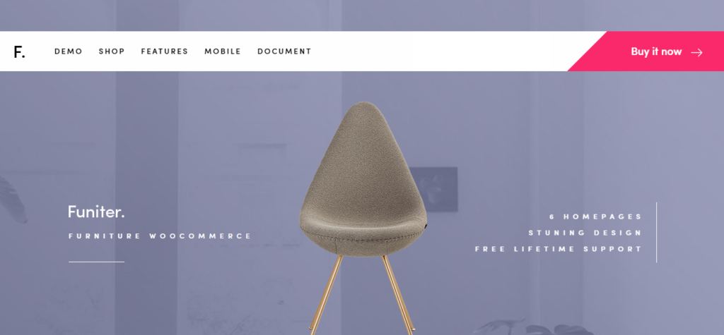 Stylist Furniture theme