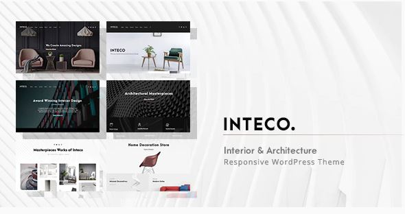 responsive furniture theme