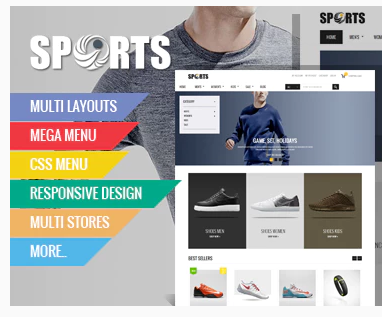 sports product theme