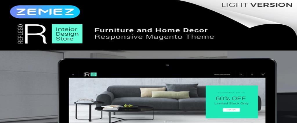 Furniture Magento theme