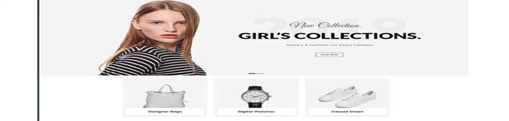 Fashion theme by Shopify
