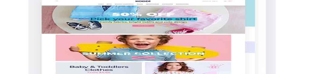 cloth PrestaShop  free and paid themes