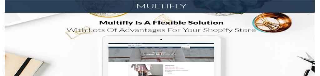 Multipurpose Online Store Shopify Template