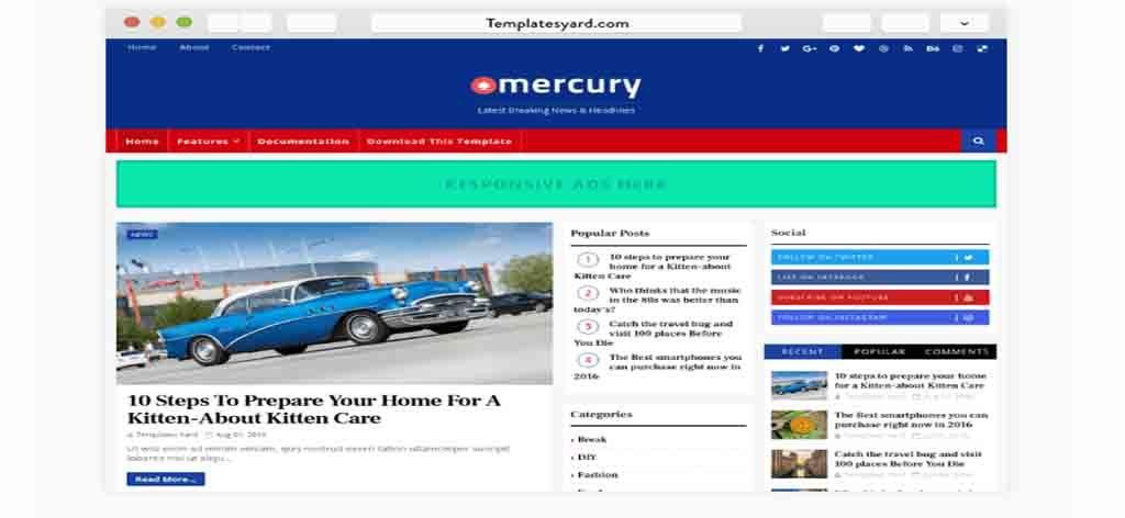 car article blog
