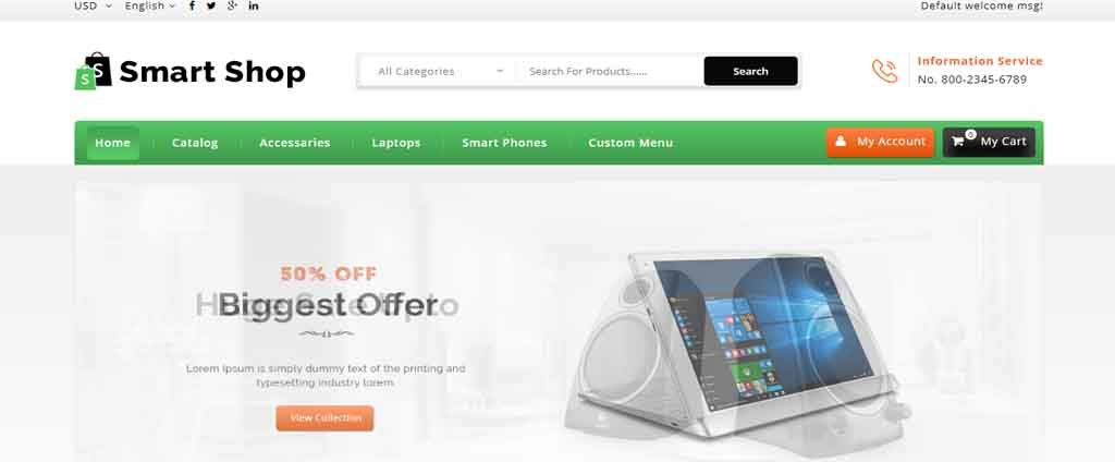 asus laptop sale magento template