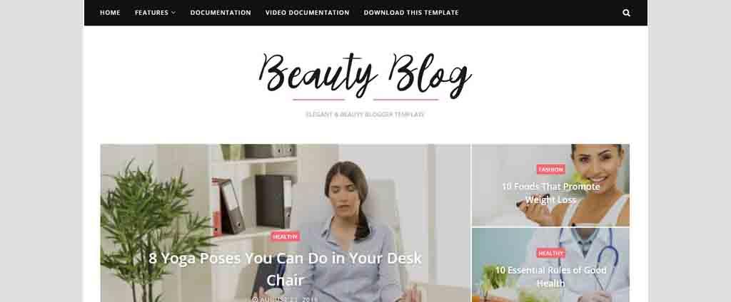 beauty blog blogspot