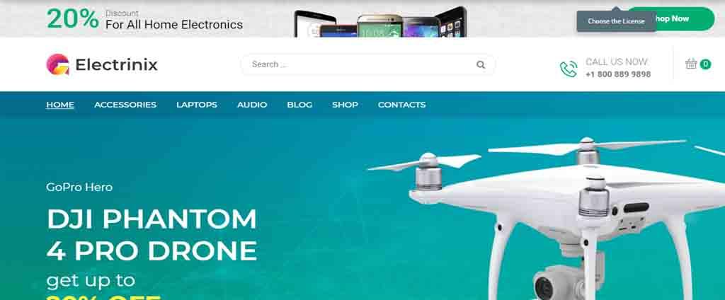 drone sale