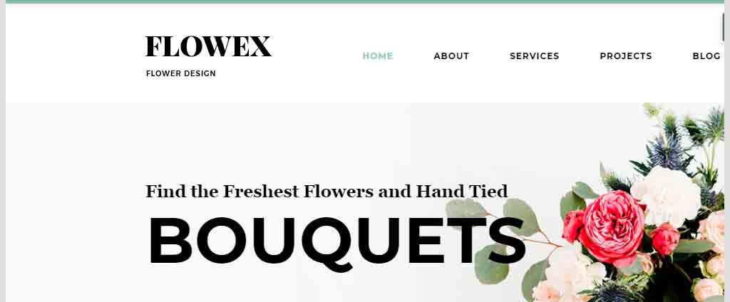 Mix flower sale
