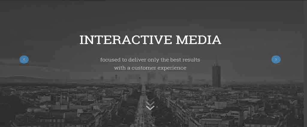 media blogspot theme