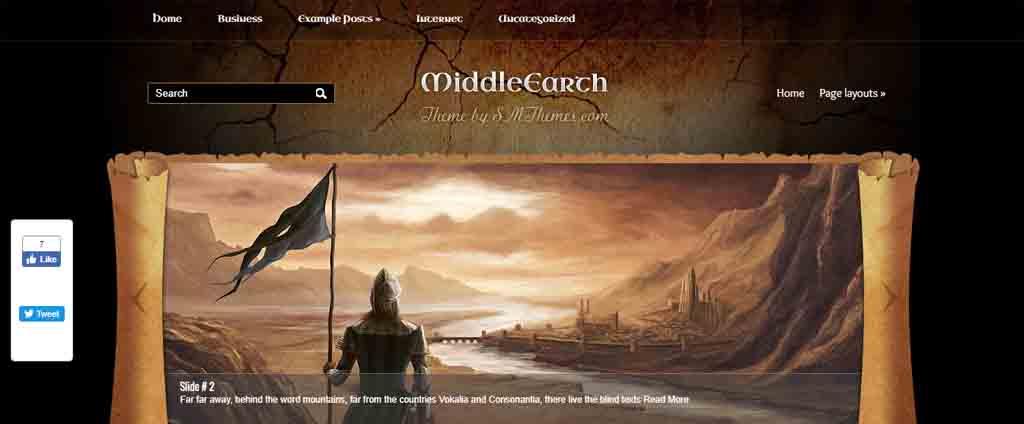 minecraft blogspot theme