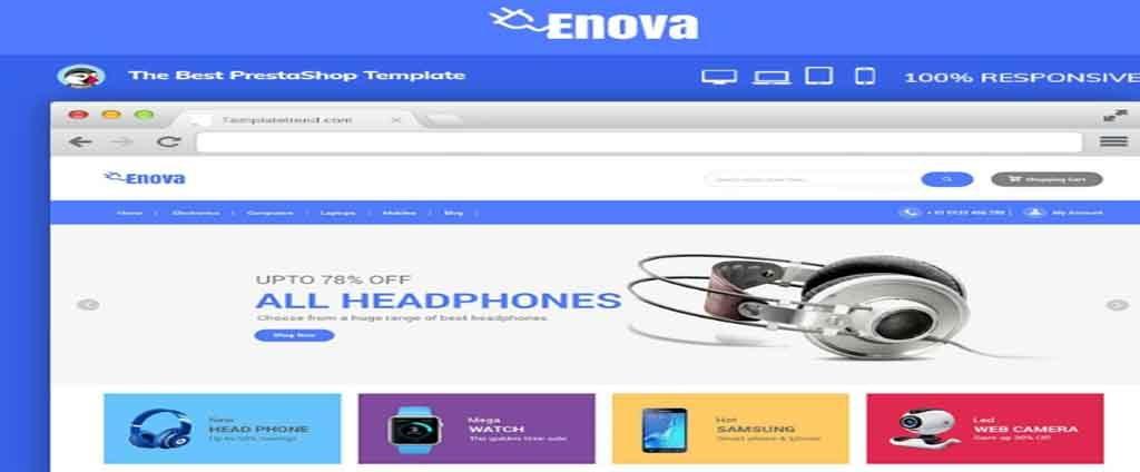 electronics Mobile Magento Theme
