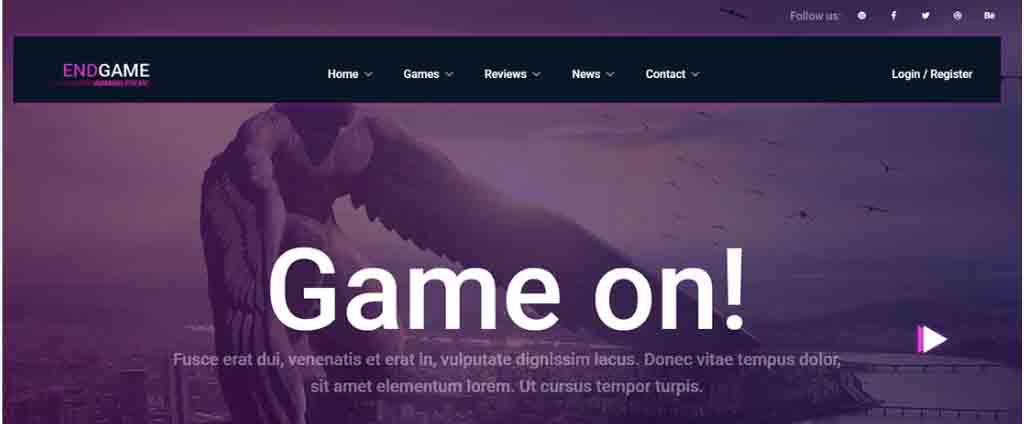 pokemon wordpress theme