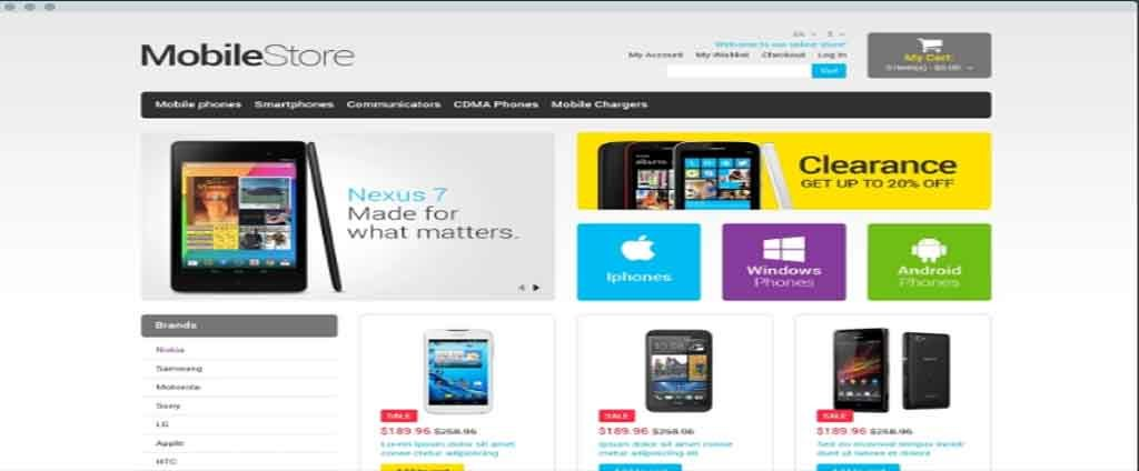 power bank sale theme magento