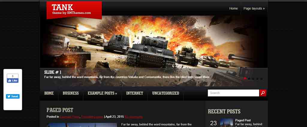 tank game theme blogspot