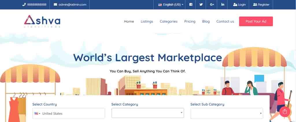 Multipurpose ads sell