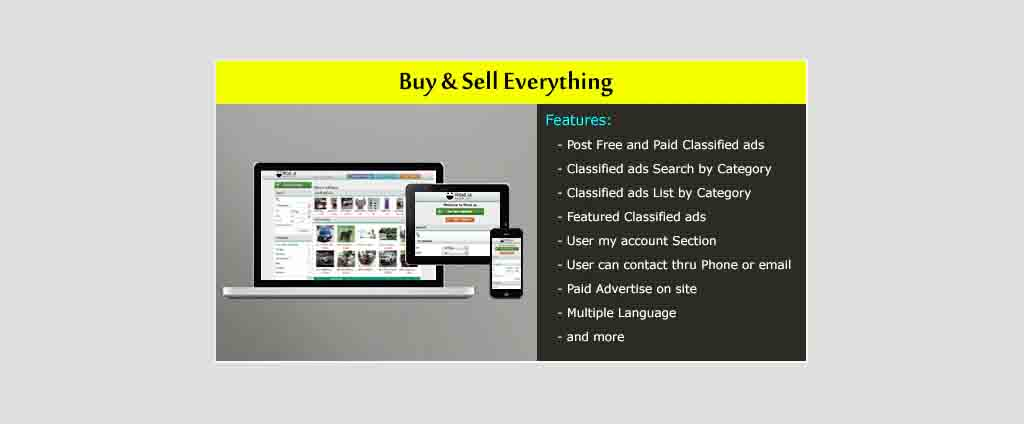 buy and sell everything script