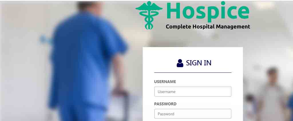 complete hospital management