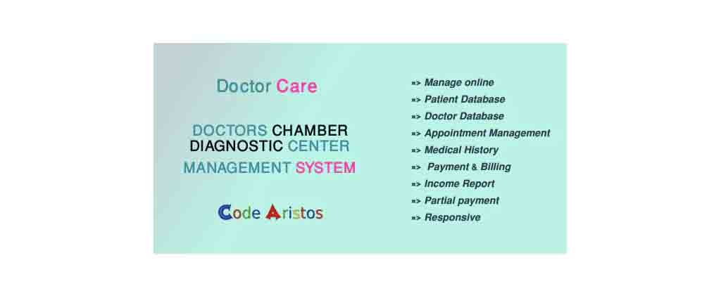 diagnostic center and doctor chamber system