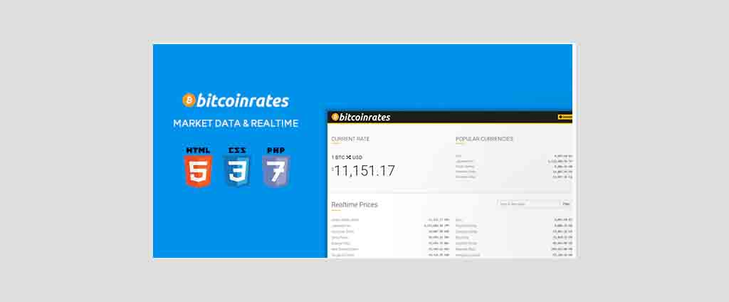 BitcoinRates