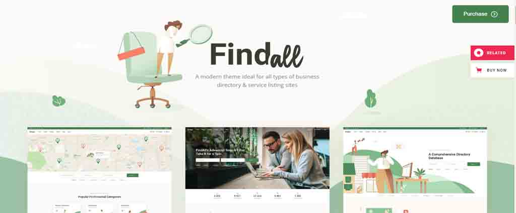 FindAll Business Directory