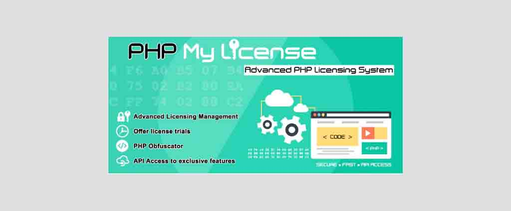 PHPMyLicense