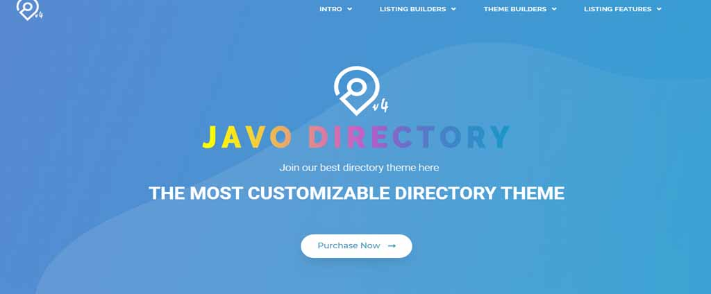 THE MOST CUSTOMIZABLE DIRECTORY THEME