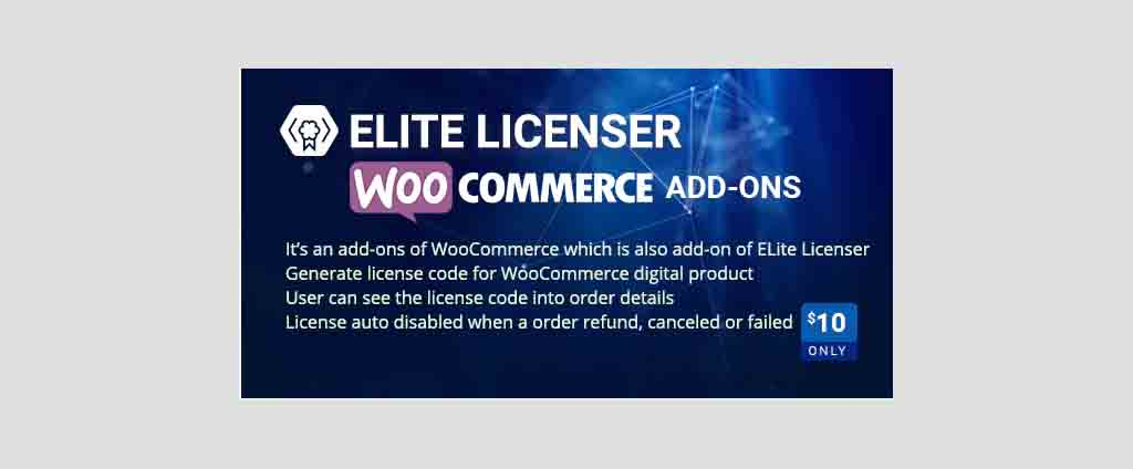 WooCommerce Product Licenser