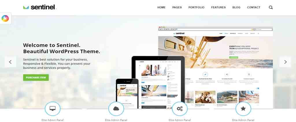 all device support html5 template