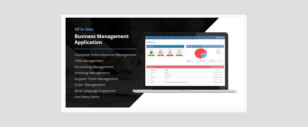 business management application