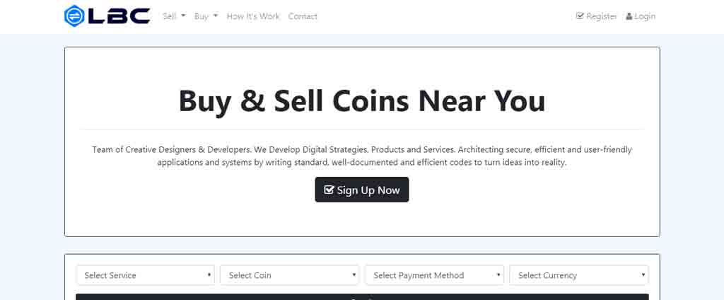 buy and sell coin