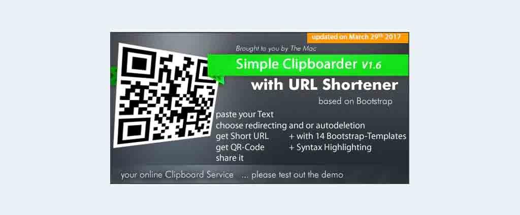 copy and paste url shortner