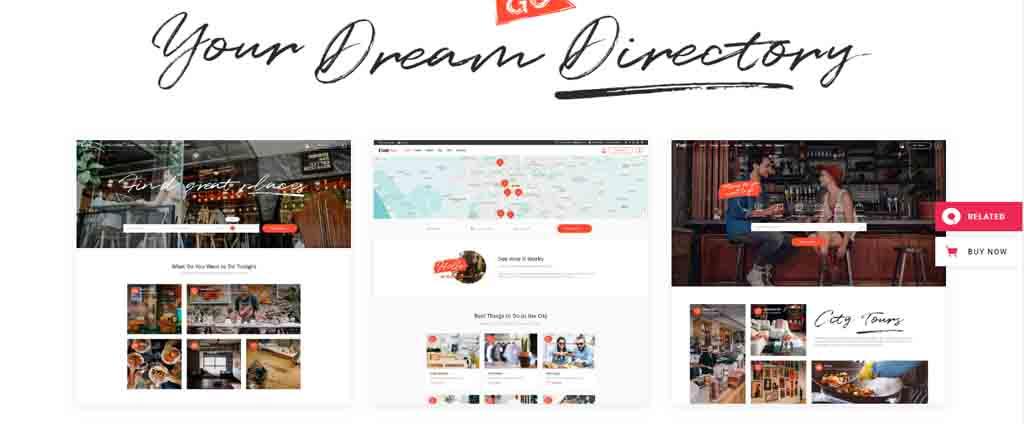 dream directory