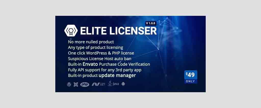 generates license code