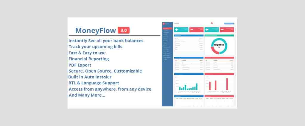 money flow count system