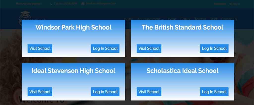 school software bangladesh