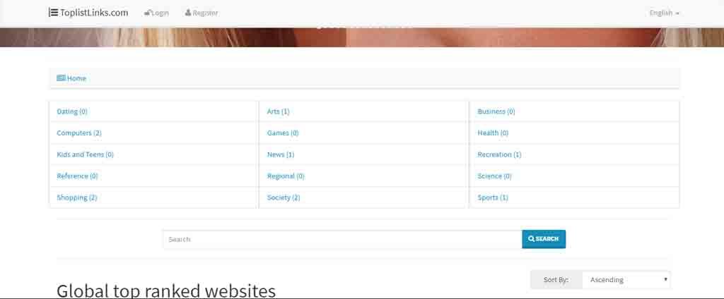top links directory