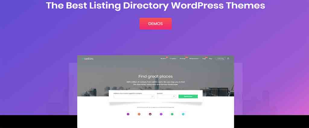 wordpress best listing directory