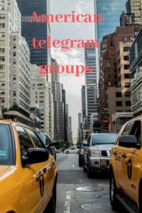 American telegram groups