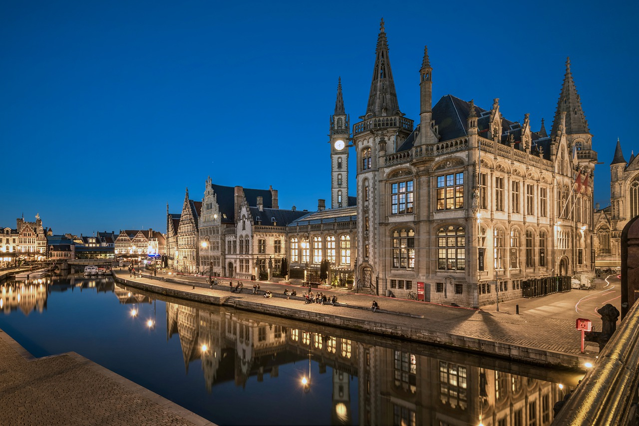 Belgium top university