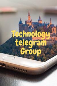 techology telegram groups