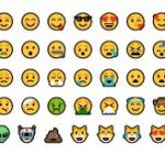 Latest emoji for twitter and facebook