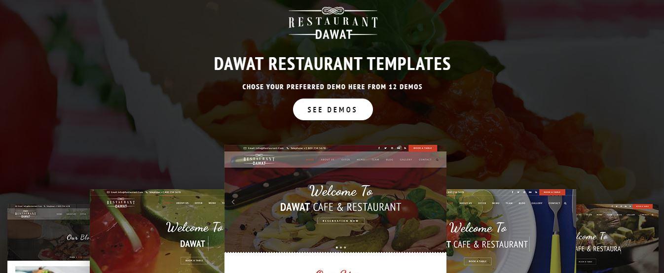 dawat cafe and restaurant