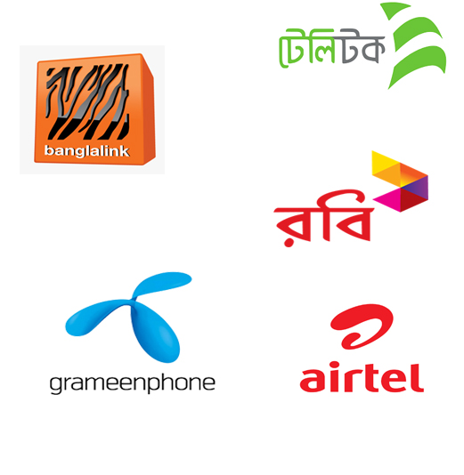 Check Your Own Robi, Airtel, GP, Banglalink, Teletalk, Citycell Mobile Number