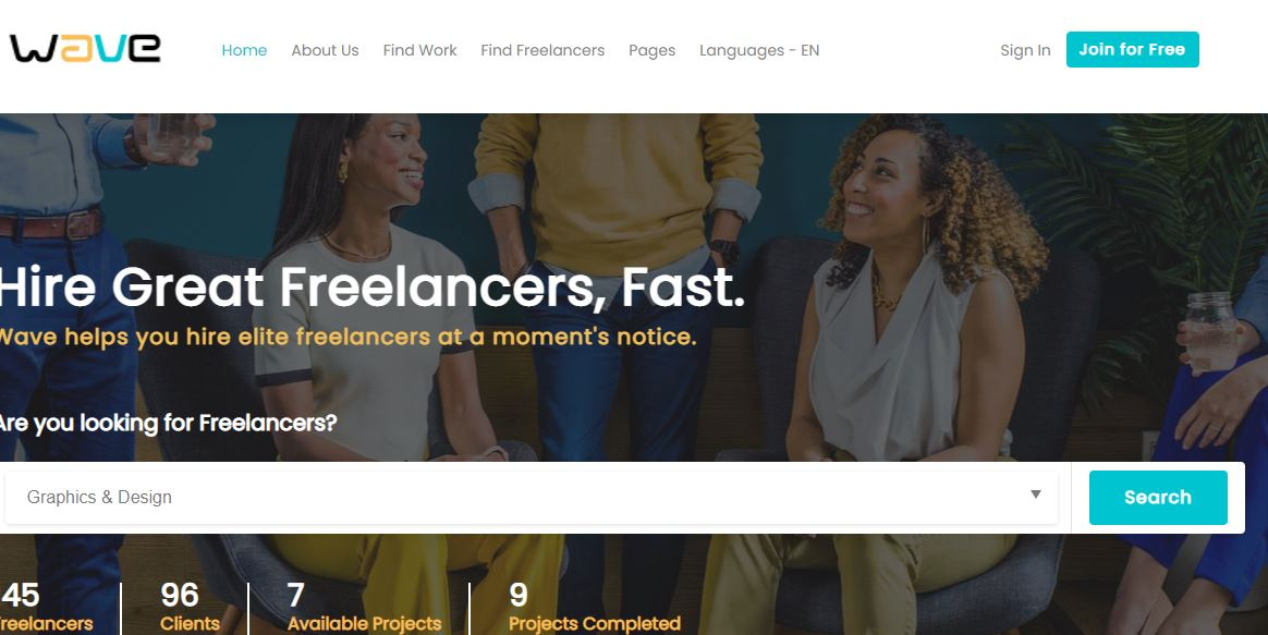 Powerful Freelance Marketplace System with ability