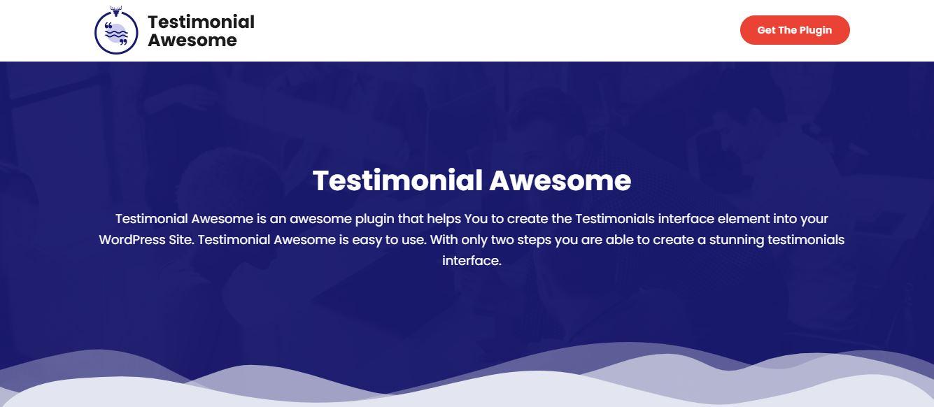 Testimonial Plugin WordPress Slider