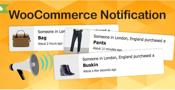 WooCommerce Notification Boost Your Sales